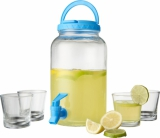 AVENUE 5-elementowy zestaw do serwowania drinków Festi (11291200)
