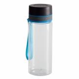 Bidon Austero 630 ml, niebieski z logo (R08288.04)