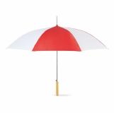 BIELLA Dwukolorowy parasol z logo (KC3085-05)