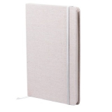 Bawełniany notatnik A5 (V2973-02)