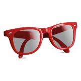 AUDREY Składane okulary słoneczne z nadrukiem (MO8019-05)