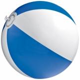 Dmuchana piłka plażowa 26 cm z logo (5105104)