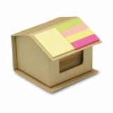 RECYCLOPAD Karteczki z surowców wtórnych z nadrukiem (MO7304-13)