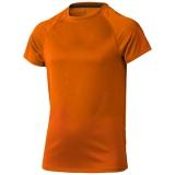 Elevate Dziecięcy T-shirt Niagara z krótkim rękawem z tkaniny Cool Fit odprowadzającej wilgoć (39012331)
