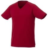 Elevate T-shirt Amery z krótkim rękawem z dzianiny Cool Fit odprowadzającej wilgoć (39025250)