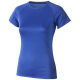 Elevate Damski T-shirt Niagara z krótkim rękawem z tkaniny Cool Fit odprowadzającej wilgoć (39011440)
