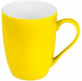 Kubek ceramiczny - gumowany z logo (8065508)