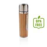Bambusowy termos 450 ml (P433.329)