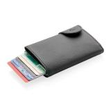 Etui na karty kredytowe i portfel C-Secure, ochrona RFID (P850.511)