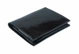 Portfel LEON czarny w pudełku (07030-02)