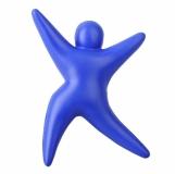Antystres Fellow, niebieski z logo (R73929.04)