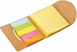 Karteczki do markowania z logo (2871101)