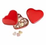 LOVEMINT Cukierki w pudełku, serce z logo (MO7234-05)