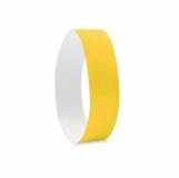 TYVEK# Opaska na rękę Tyvek® z logo (MO8942-08)
