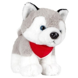 Pluszowy pies husky | Trooper (HE692-19)