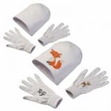 Czapka z rękawiczkami z logo (7353606)
