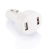 Podwójna ładowarka samochodowa USB (P302.063)