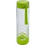 Szklana butelka 590 ml, pasek na rękę (V9873-10)