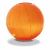 AQUA Piłka plażowa z PVC z logo (IT2216-10)