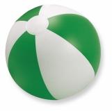 PLAYTIME Nadmuchiwana piłka plażowa z logo (IT1627-09)