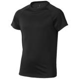 Elevate Dziecięcy T-shirt Niagara z krótkim rękawem z tkaniny Cool Fit odprowadzającej wilgoć (39012995)