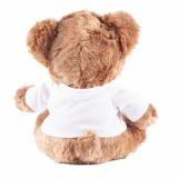 Maskotka Grizzly, brązowy z logo (R74041.10)