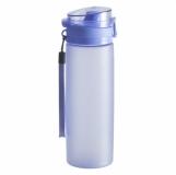 Bidon Brisk 650 ml, niebieski z logo (R08289.04)