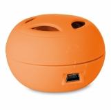 MINI SOUND Mini głośnik z kablem z logo (MO8729-10)
