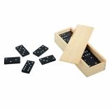 Domino, brązowy z logo (R08843)
