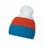 Czapka zimowa Cable Knit z logo (CO304510)