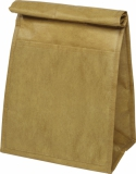 Brązowa torba termoizolacyjna z fakturą torby papierowej (12036000)
