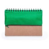 Zestaw szkolny, notatnik (puste kartki), piórnik (V7870-06)