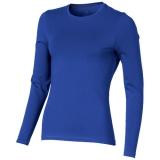Elevate Damski T-shirt organiczny Ponoka z długim rękawem (38019445)