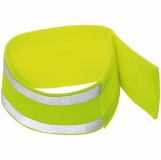 Odblaskowa opaska na ramię z logo (9046808)