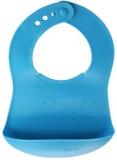 Śliniaczek z kieszonką BAMBINI, motylek z logo (TS668103.3024)
