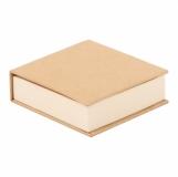 Blok z karteczkami, beżowy  (R73674.13)