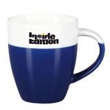 Kubek MEZZO MINI 230 ml reflex blue / Royal White ()