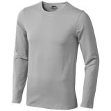 Slazenger Męski T-shirt Curve z długim rękawem (33013901)