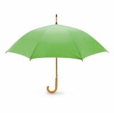 CUMULI Parasol z drewnianą rączką z logo (KC5131-48)