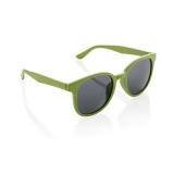 Ekologiczne okulary przeciwsłoneczne z włókien słomy pszenicznej (P453.917)