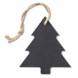 SLATETREE Zawieszka świąteczna z logo (CX1433-03)