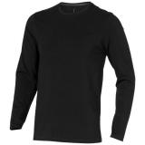 Elevate Męski T-shirt organiczny Ponoka z długim rękawem (38018990)