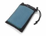 Ręcznik z mikrofibry chłodzący KOMFY błękitny (20133-08)