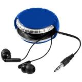 Słuchawki douszne Windi z opakowaniem na kabel (10822401)