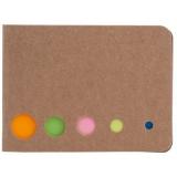 Zestaw do notatek, karteczki samoprzylepne (V2570/A-00)