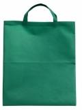 Torba eko na zakupy, ciemnozielony z logo (R08456.51)