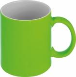 Kubek ceramiczny - neon z logo (8017209)