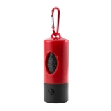Zasobnik na psie odchody, lampka LED (V9634-05)