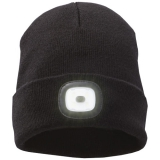 Elevate Mighty LED knit beanie, Black (38661990)