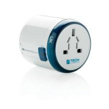 Adapter podróżny Travel Blue (P820.833)